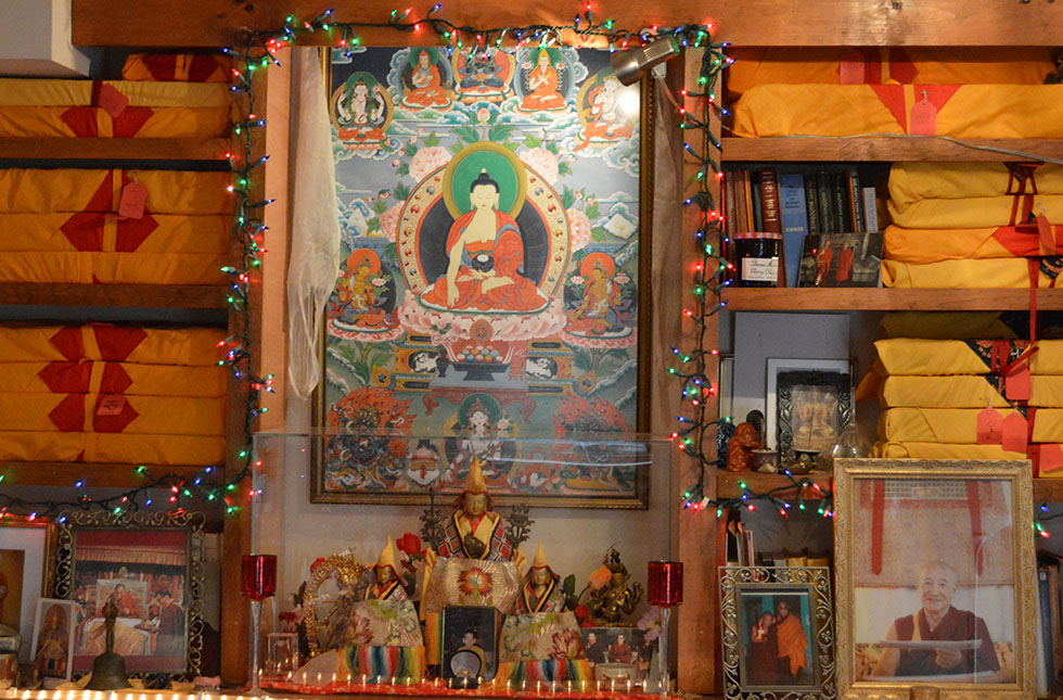 Offering Tibetan Buddhist classes and meditation for the Metro area since 1976
